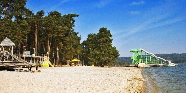 Relax v Hotelu Bezděz na pláži Máchova jezera
