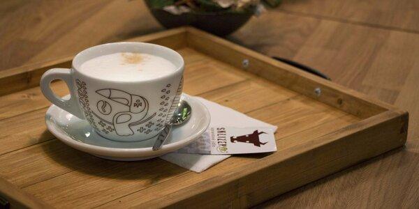 Karta na 7 skvělých káv ve Sklizeno