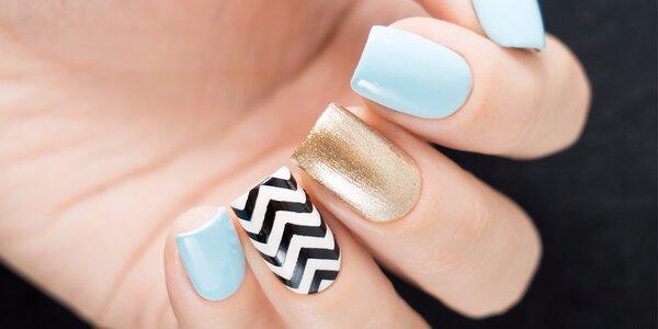 Gelové nehty pro krásnější léto
