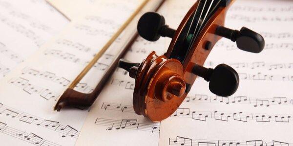 Hudební zážitek: Koncert v kostele sv. Jiljí
