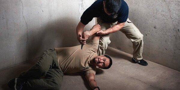 Vstup na trénink bojového umění Systema
