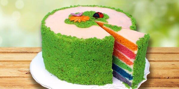 Famózní dorty na oslavy i nedělní mlsání