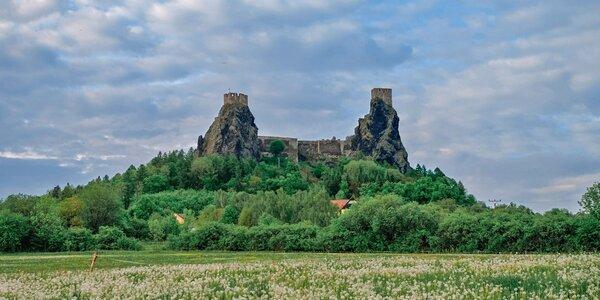 Až pětidenní odpočinek v srdci Českého ráje