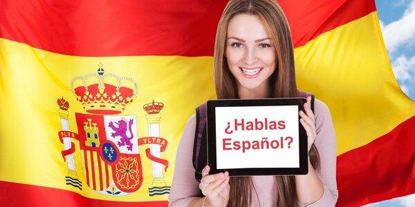 Intenzívní kurz španělštiny pro začátečníky