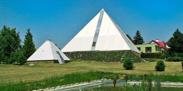 Relaxace v pyramidě u Kroměříže