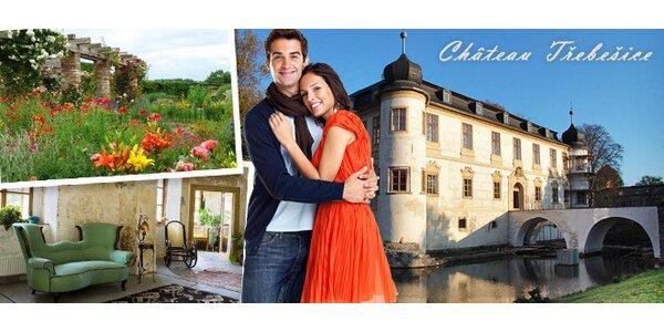 Romantika pro DVA na zámku u Kutné Hory