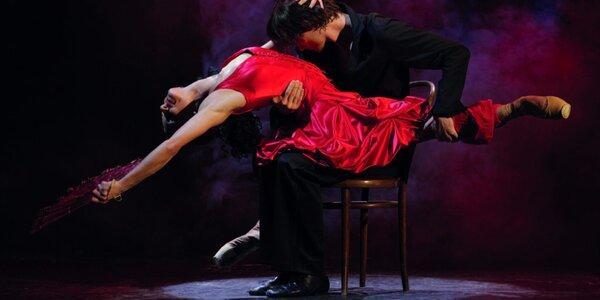 Carmen - operně baletní představení