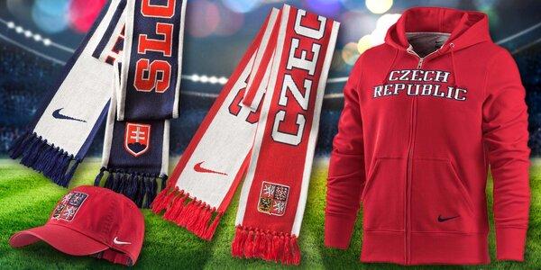 Oblečení Nike pro fanoušky národního týmu