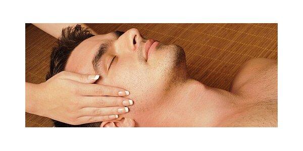 Luxusní kosmetické ošetření pro pány