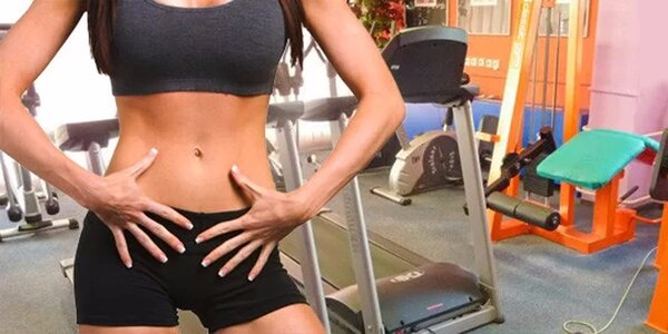 Permanentka na 5 vstupů do Ladies Fitness