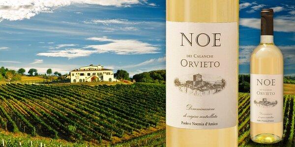 Osvěžující letní vína NOE dei Calanchi z Umbrie
