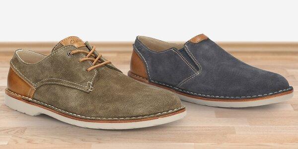 Pánská vycházková obuv značky Clarks