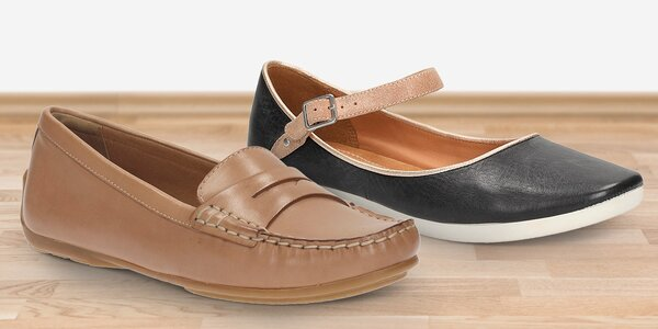 Na vycházku i do práce: Dámské boty Clarks