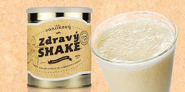 Zdravý Shake: výživné a rychlé snídaně