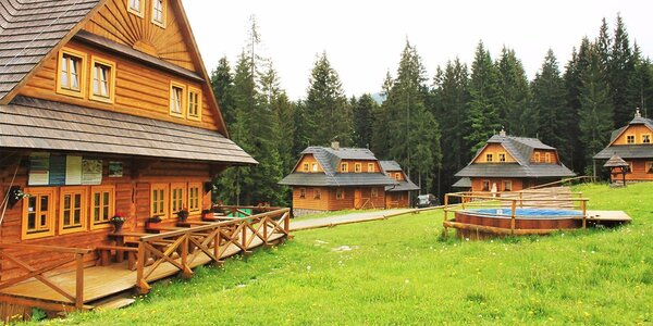 Pravá slovenská wellness dovolená