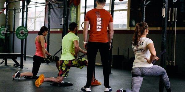 Zpevněte své tělo na 5 lekcích CrossFitu