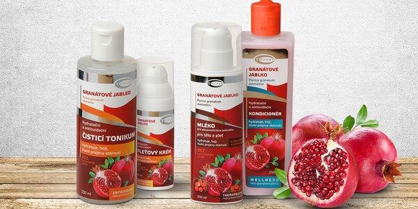 Přírodní kosmetika proti stárnutí pokožky