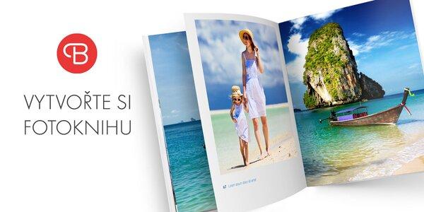 Velká fotokniha vašich fotek z dovolené