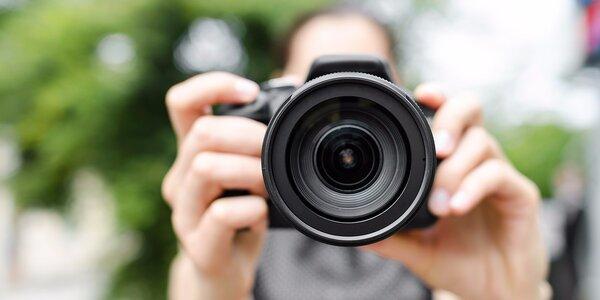 Naučte se fotit digitální zrcadlovkou