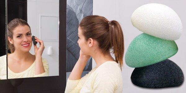 Konjaková houba: přírodní péče o kůži při mytí