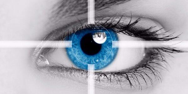 Laserová operace očí metodou WF LASEK