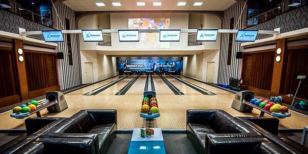 2 hodiny bowlingu: Všechny kuželky musí k zemi