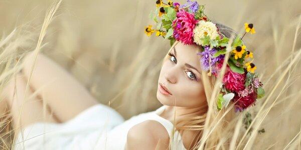 Kosmetické přírodní ošetření pleti
