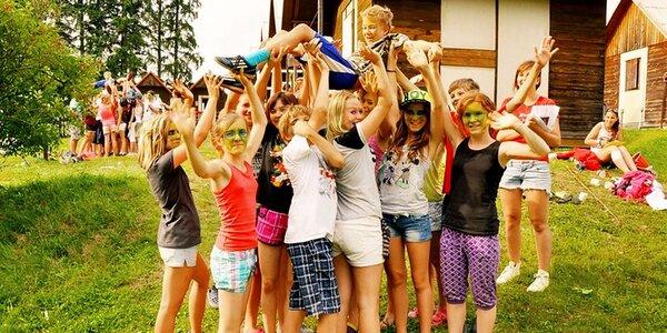 11denní letní tábor Rytíři z Mamutova