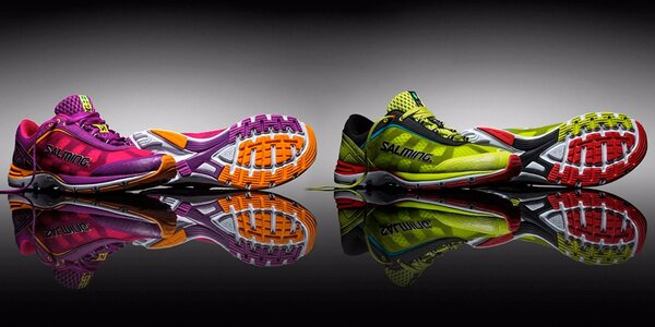 Značkové běžecké boty SALMING Distance