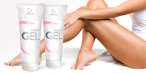 Účinný přírodní gel proti celulitidě