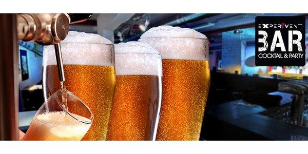 3 piva Svijany za 49 Kč!