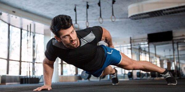 Buďte fit: zacvičte si ve fitness Motivace