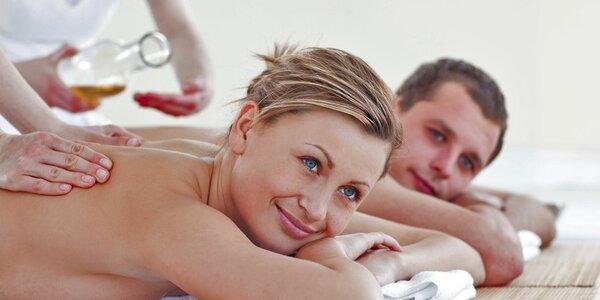 Relaxace s polopenzí a procedurami v Mariánkách