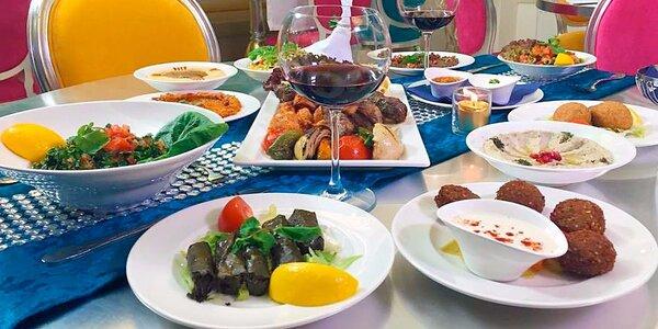 Skvostné 4chodové menu v restauraci Noor