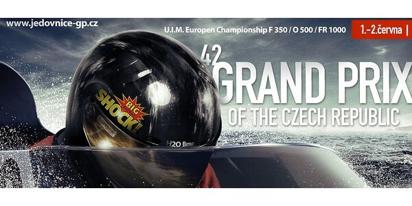 42. GRAND PRIX OF THE CZECH REPUBLIC