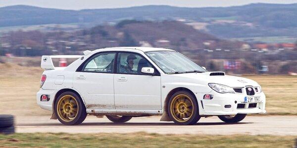 Za volantem Subaru Impreza WRX STI