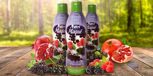 Přírodní zázrak Maqui berry