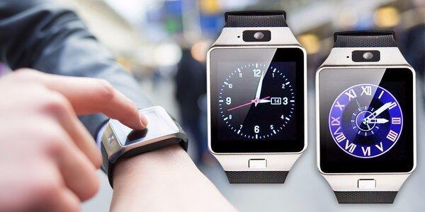 Chytré hodinky C-Tech s kamerou i foťákem