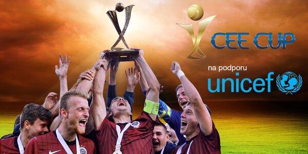 Podpořte UNICEF: Fotbalový zápas a spousta zábavy