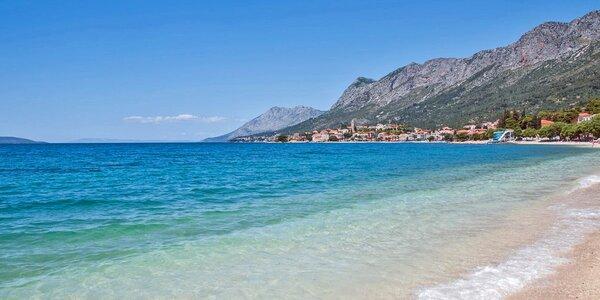 Do Chorvatska k moři + dítě do 12 let zdarma