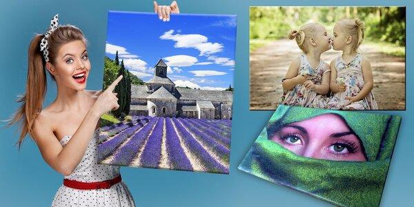 Fotoobrazy - vaše zážitky na plátně a v rámu