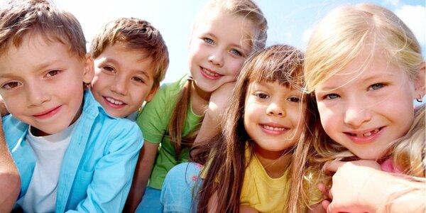 Tematické dětské tábory v Jizerkách