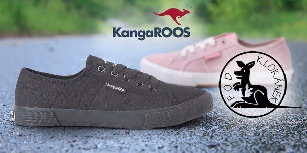 Dámské tenisky KangaROOS na podporu Klokánků