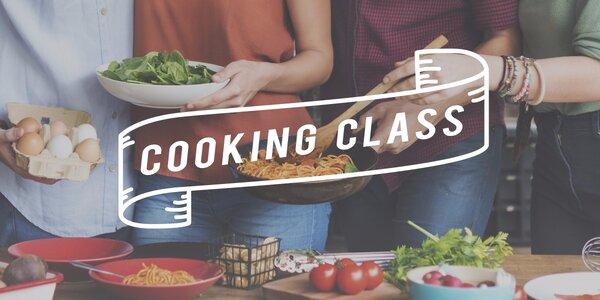 Kurz vaření italské kuchyně pro 2 osoby