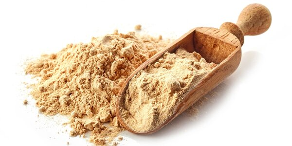 Prášek Maca - zdroj vitaminů a minerálů