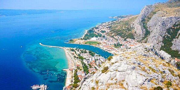 Týden u moře v Chorvatsku a s polopenzí