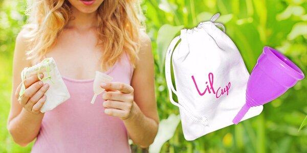 Menstruační kalíšky LilCup