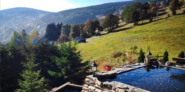 Pohodová letní dovolená s polopenzí pro nadšené turisty