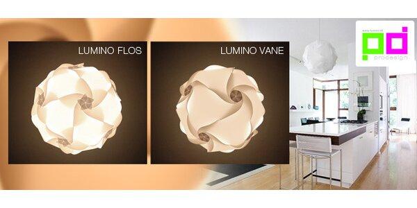Originální designové stínidlo Lumino