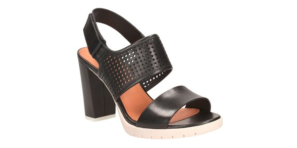 Pastina Malory Black Leather